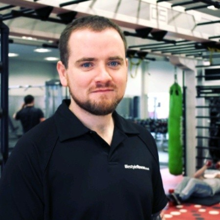 Chris McQuillan, Digital Marketing Manager at Lifestyle Fitness